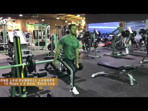 Leg Workout – Increase Your Volume To Increase Distance