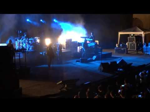 Negramaro live Taormina 2014 - Intro + Ti e' mai successo? + La Giostra + Nuvole e lenzuola