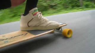 Loaded Dervish 38.0 + mph Downhill Longboarding - 86a Stimulus wheels thumbnail