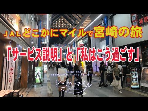 どこかにマイル(日本航空-JAL-)で宮崎の旅 | 「説明」と「私はこう過ごす」飲んだくれ編-