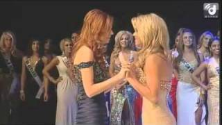 Miss California USA 2011 , Crowing Moment