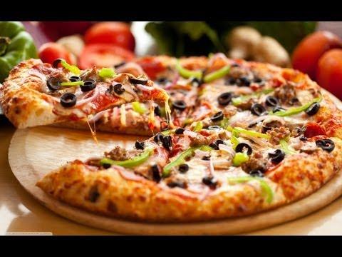 Como Hacer Masa para Pizza Italiana