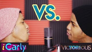 iCarly vs. Victorious SING OFF!