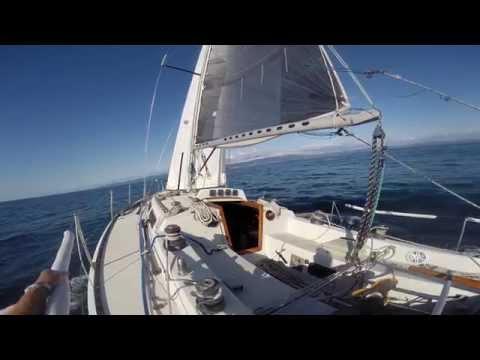 Sailing the Oregon Coast