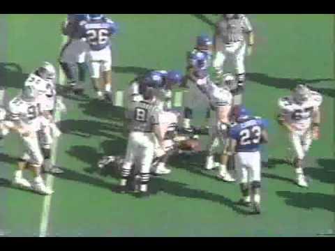 1992 KU vs KSU Football