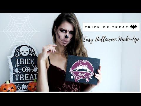 Easy Halloween Makeup Looks