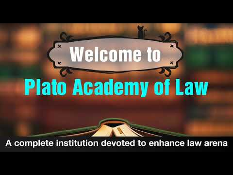 Hurry up! Law Entrance preparation at Plato Academy of Law