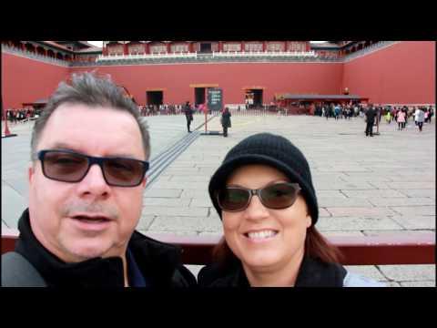 Beijing forbidden city and temple heaven Oct 2016
