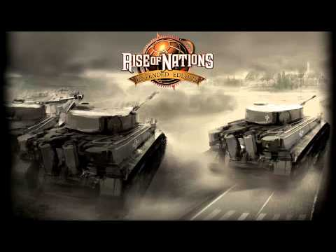 Rise of Nations Soundtrack High Quality (High Strung)