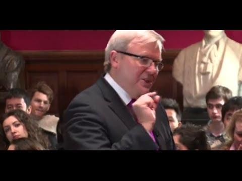 International Perspective | Kevin Rudd