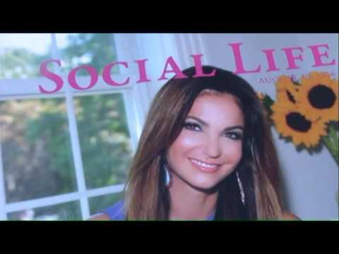 Beth Shak Leventhal Social Life Cover Party Interview