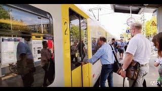ULAYA ULAYA TU: Treni ya