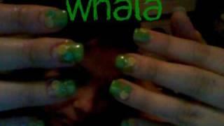 Sorry for the wait-Lemon Lime Fimo Design Thumbnail
