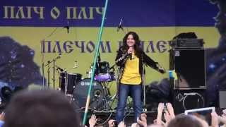 В Черкассах состоялся фестиваль здоровья