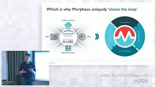 Morpheus Data Company Introduction with Brad Parks
