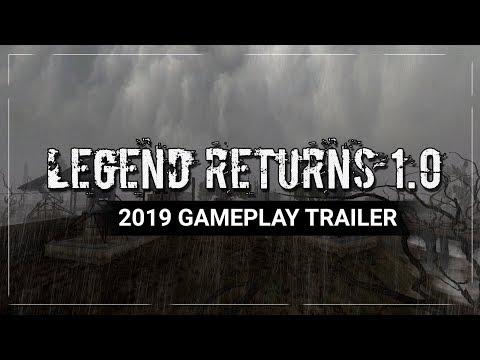 S.T.A.L.K.E.R..: Legend Returns - 2019 Gameplay Trailer