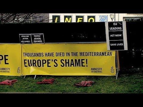 La maire de Lampedusa presse l'UE d'agir sur l'immigration