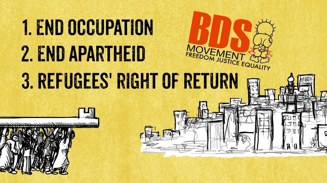 Image result for the BDS movement