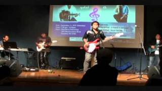 ZOMI Ading lasiam  Tg.Sangpi : Hallelujah Live show in (Music city Nashville, TN,)