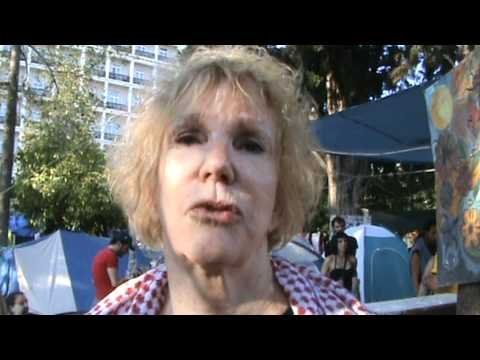 Interview with Greta Berlin Free Gaza Movement