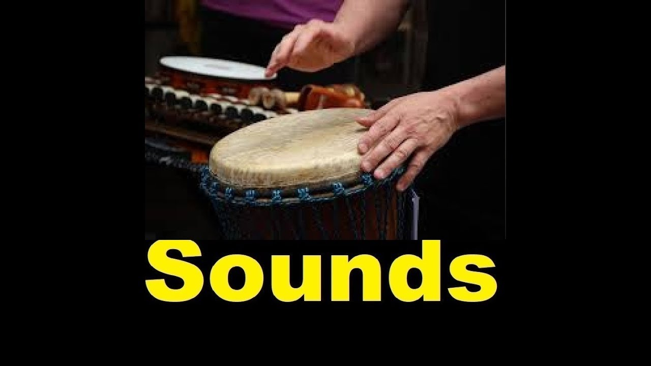 tribal drum beat sound effects all sounds youtube. Black Bedroom Furniture Sets. Home Design Ideas
