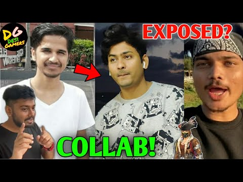 YouTuber Exposed? | Total Gaming with Dynamo Gaming COLLAB! TSG,Crx Rocky gave Warning!