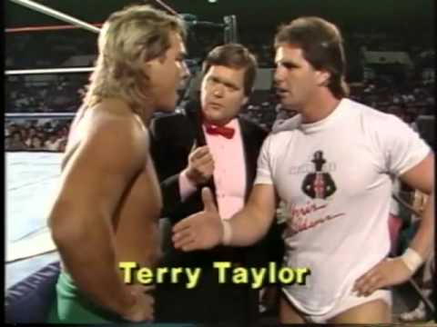 Terry Taylor And Chris Adams Interview
