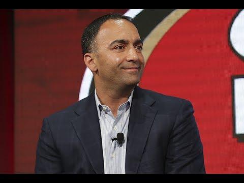Paraag Marathe Explains 49ers Salary Cap Situation