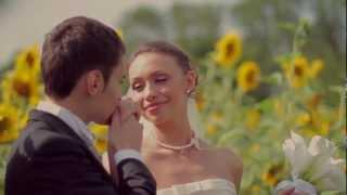 Красивая и искренняя свадьба - самый счастливый день