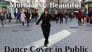 Monsta X - Beautiful Dance Cover in Public