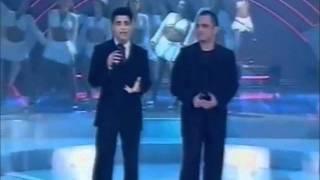 Sabadão Sertanejo-Zezé di Camargo e Luciano-Pare-FÃS BAILARINAS ANTIGAS SBT