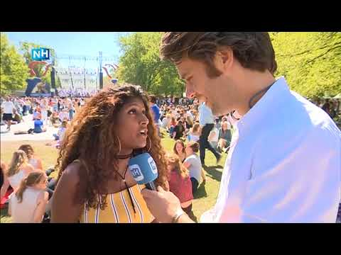Terugkijken: Bevrijdingspop 2018 in Haarlem deel 1