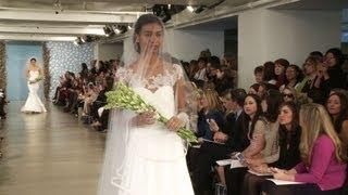 Oscar de la Renta Bridal Spring/Summer 2014