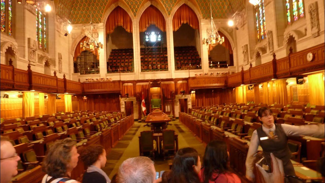 House Of Parliament Tours Ottawa