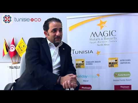 Présentation du Groupe Magic Hotels et Resort Afrique du Nord