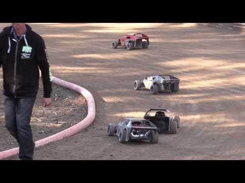 Pro Gas RC Car Racing - Video #2