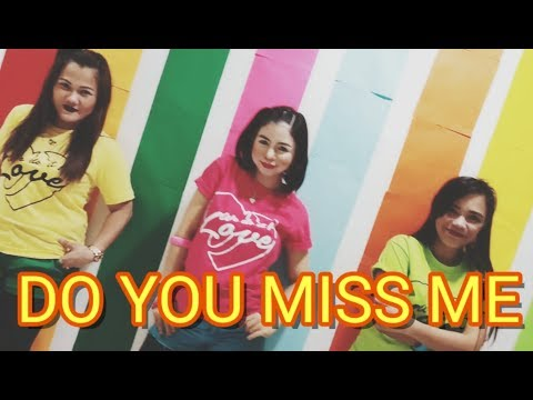 DO YOU MISS ME | Jocelyn Enriquez | Retro | Dance Fitness | JM