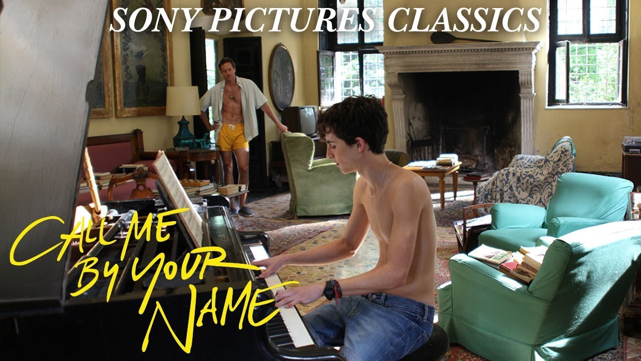 Call Me By Your Name Play That Again Official Clip Hd