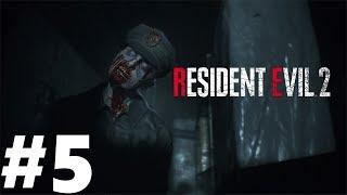 Resident Evil 2 (5) — W Pogoni