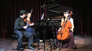 Trio Oriens plays Lalo