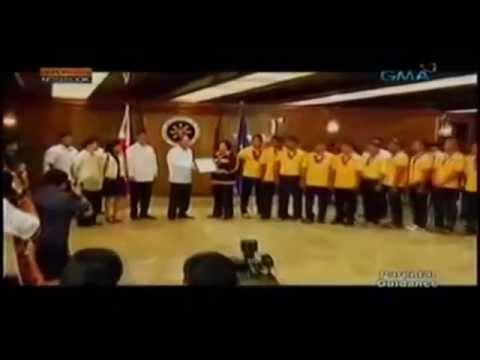 Kapos na Suporta sa mga Atleta - Patrol Lasalyano
