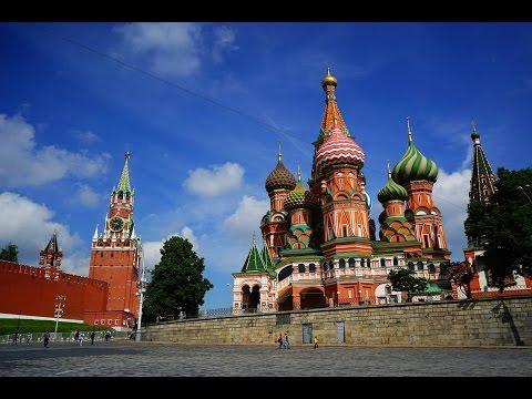 俄羅斯莫斯科 聖彼德堡之旅短片2016 7. 23- 30HD