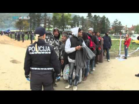 TRT World: Norwegian Refugee Council's Fred Abrahams talks about refugee crisis