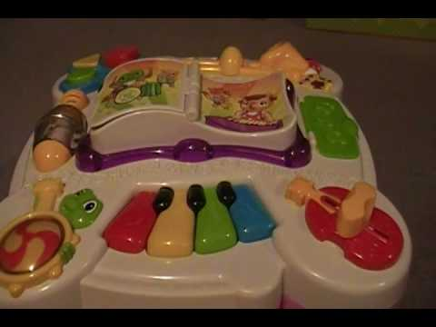 Leapfrog Learn And Groove Musical Table In Pink Review