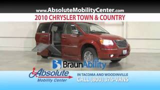 Absolute Mobility Center Commercial (2011)