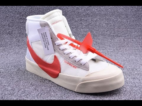 9 Months Later  Off-White x Nike Blazer Mid (Pros and Cons!) - YouTube f94b12a55