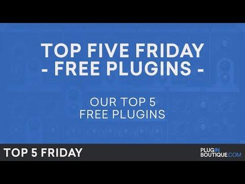 Best FREE Software Plugins VST 2018 | Top Five Friday