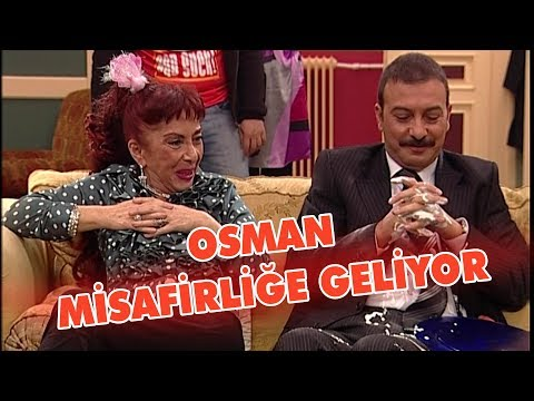 Osman, misafirliğe geliyor - Avrupa Yakası