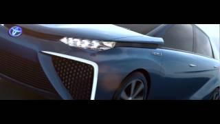 Toyota FCV R Concept 2011 Videos