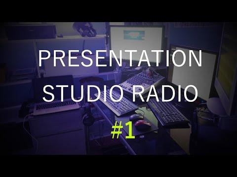 Présentation du studio Radio/Webradio